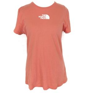 The North Face Short Sleeve T-Shirt Size XL Orange
